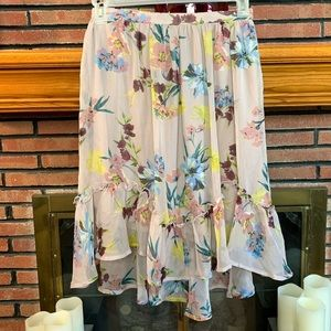 Band Of Gypsies High Low Skirt SZ-S